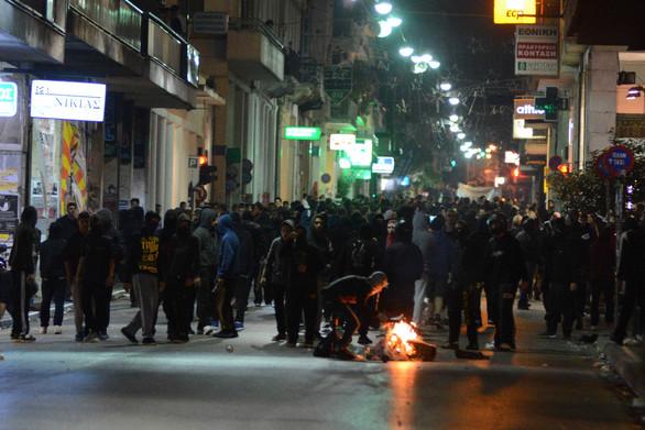 Πάτρα: Φορτισμένη η ατμόσφαιρα στις φετινές εκδηλώσεις για την 17η Νοέμβρη