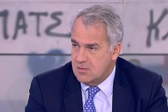 """Μάκης Βορίδης: """"Δεν γίνεται επιβολή του νόμου με τριαντάφυλλα"""" (video)"""