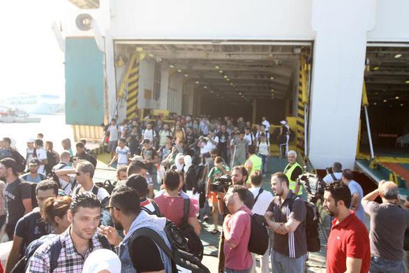 Μέσα στις επόμενες ώρες φτάνουν οι πρώτοι πρόσφυγες στην Δυτική Ελλάδα