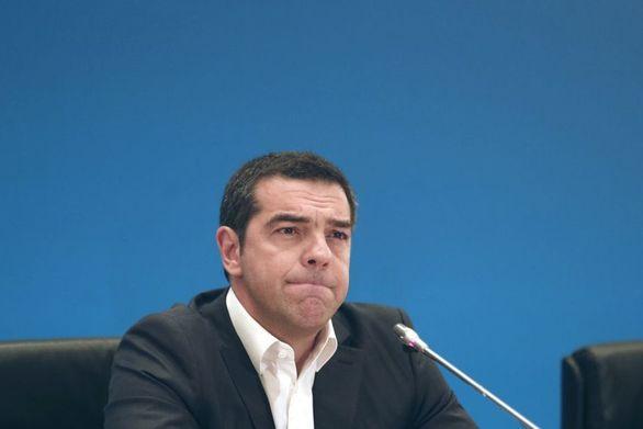 """Αλέξης Τσίπρας: """"Ανέτοιμη η Κυβέρνηση στο προσφυγικό"""""""