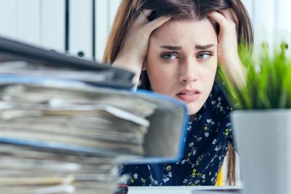 Πώς θα μπορέσετε να μειώσετε το άγχος στη δουλειά