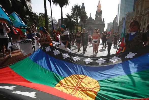 Χιλή: Δημοψήφισμα τον Απρίλιο για την αναθεώρηση του Συντάγματος