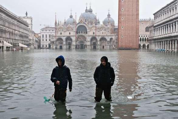 Βενετία - H Unesco απευθύνει έκκληση για την εφαρμογή του σχεδίου «Μωυσής» (video)