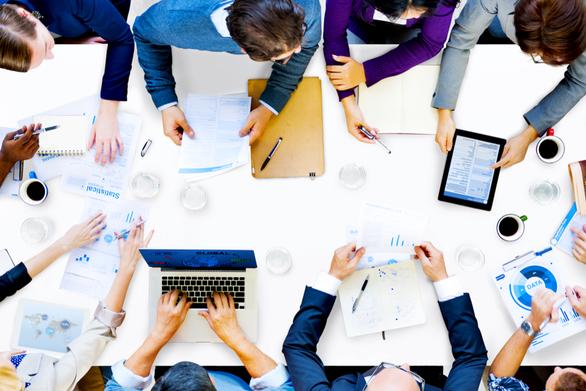 Τα meetings είναι.. ψυχοθεραπεία