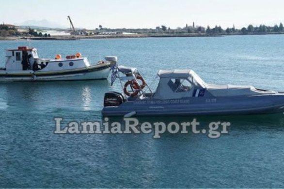 Φθιώτιδα: Αγνοείται 75χρονος ψαράς από το απόγευμα του Σαββάτου