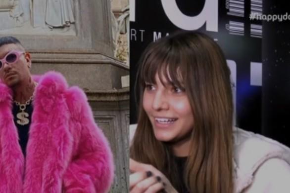 Ηλιάνα Παπαγεωργίου - Πώς απέφυγε ερώτηση δημοσιογράφου για τον Snik (video)