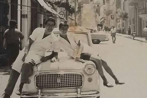 Ρετρό - Ο κουρέας της οδού Πατρέως, 57 χρόνια πριν