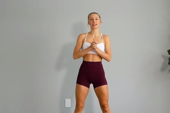 Ασκήσεις για να γυμνάσετε ταυτόχρονα κοιλιακούς και γλουτούς (video)