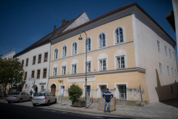 Το πατρικό σπίτι του Χίτλερ θα μετατραπεί σε αστυνομικό τμήμα!