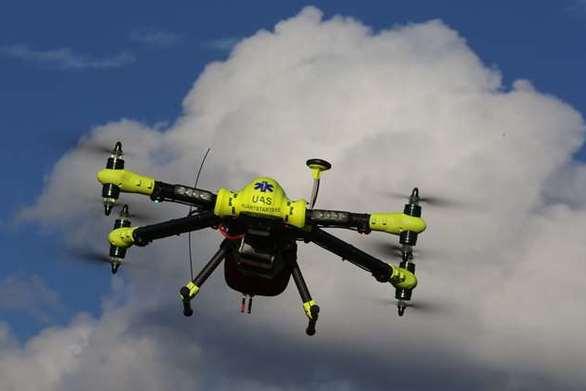 Δυτική Ελλάδα: Η τεχνολογία των drones μπαίνει στην Αστυνομία και την Πυροσβεστική