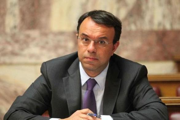 """Χρήστος Σταϊκούρας: """"Την ερχόμενη εβδομάδα η πρόωρη αποπληρωμή του ΔΝΤ"""""""