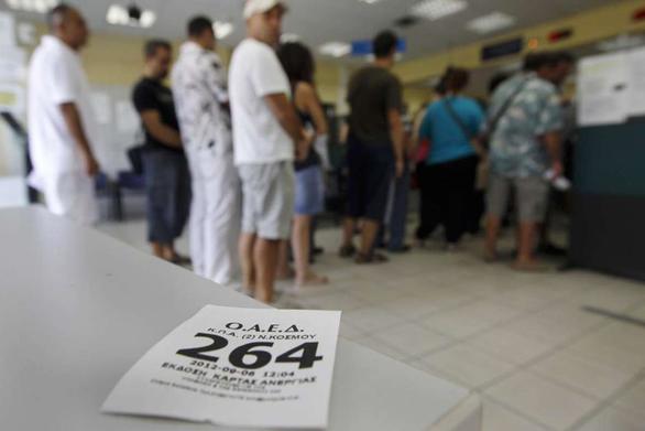 ΟΑΕΔ: Aυξήθηκαν οι εγγεγραμμένοι άνεργοι τον Οκτώβριο