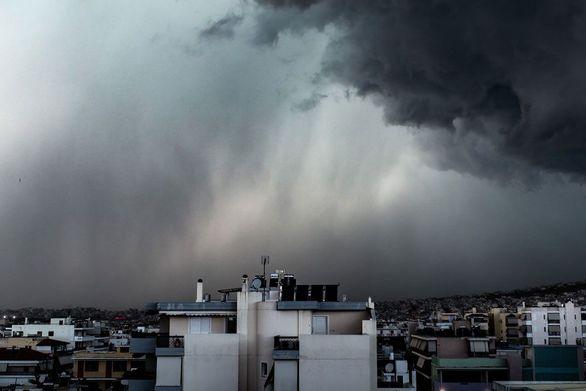 Επιδείνωση του καιρού - Θα επηρεάσει και τη Δυτική Ελλάδα (χάρτης)