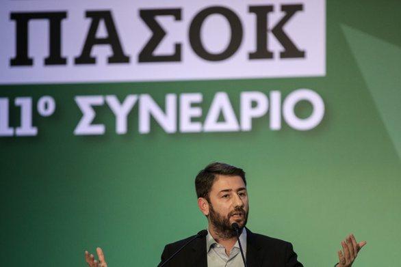 """Ανδρουλάκης προς Γεννηματά: """"Είναι κοινή μας ευθύνη που θα βρίσκονται οι ψηφοφόροι το 2021"""""""