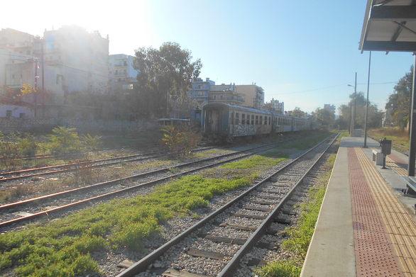 Πάτρα -  Κάπου εδώ το σύγχρονο τρένο θα βγαίνει μέσα από τη γη!