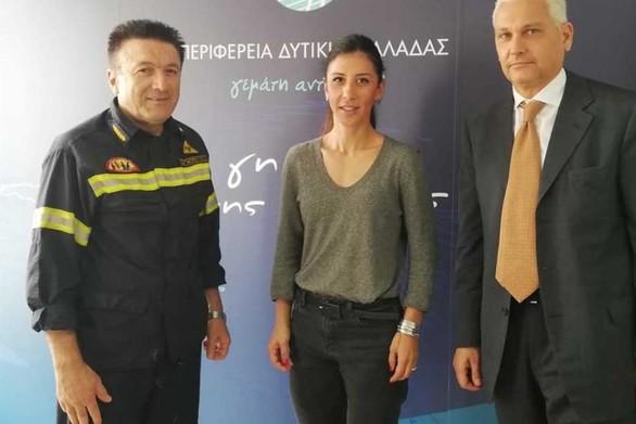Η Περιφέρεια Δυτικής Ελλάδας ενισχύει τις αστυνομικές και πυροσβεστικές δυνάμεις με drones!