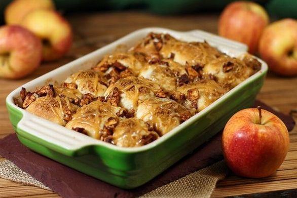 Σπιτικά γλυκάκια μήλου
