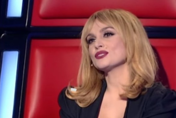 The Voice - Λύγισε η Ελεωνόρα Ζουγανέλη (video)