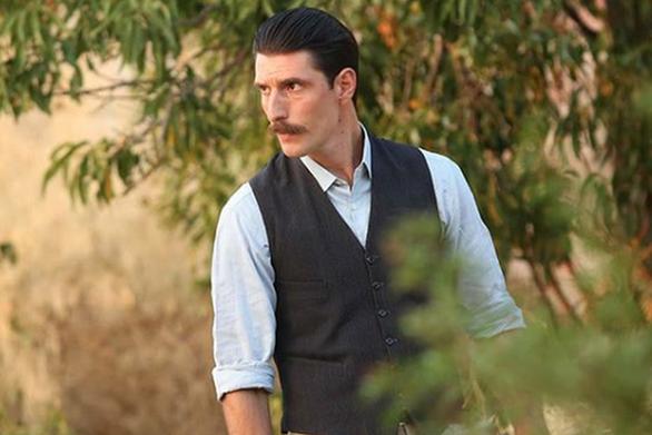 """Γιώργος Γεροντιδάκης: """"Δε θεωρώ ότι είμαι ηθοποιός"""""""