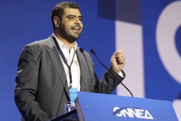 """Παύλος Μαρινάκης: """"Για πρώτη φορά βλέπουμε συνταγματική αναθεώρηση με σεβασμό στους πολίτες"""""""