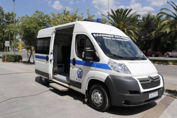 Το δρομολόγιο της Κινητής Αστυνομικής Μονάδας στην Αιτωλία