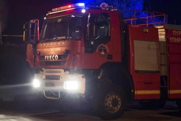 Πάτρα: Φωτιά εκδηλώθηκε σε διαμέρισμα στην οδό Κεφαλληνίας