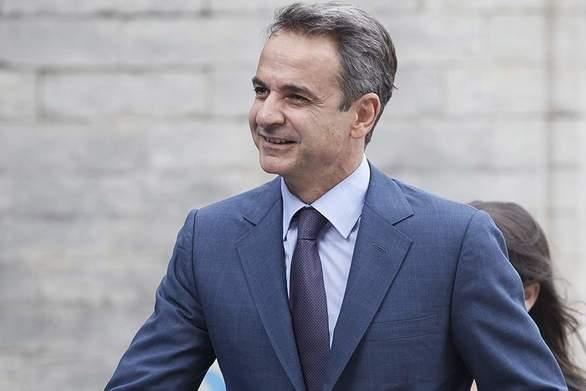 """Κ. Μητσοτάκης: """"Οι ενέργειες της Τουρκίας στην Αν. Μεσόγειο υπονομεύουν τις προσπάθειες της ΕΕ"""""""