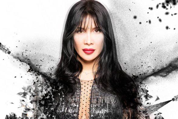 H Πάολα προκαλεί «Καταστροφή» με το νέο της τραγούδι (video)