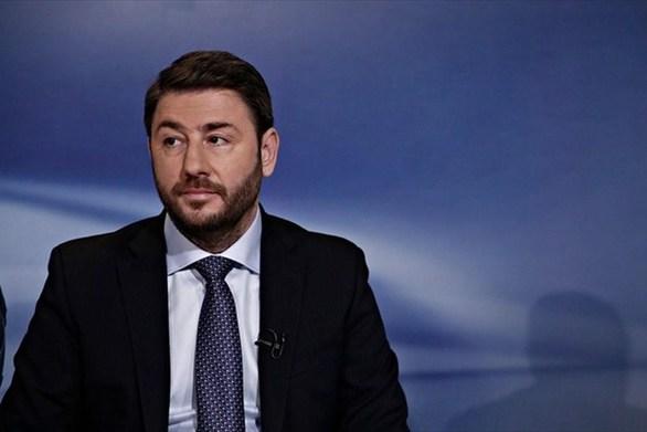 """Νίκος Ανδρουλάκης: """"Ο ΣΥΡΙΖΑ είναι συμμαχία, αλλά όχι προοδευτική"""""""