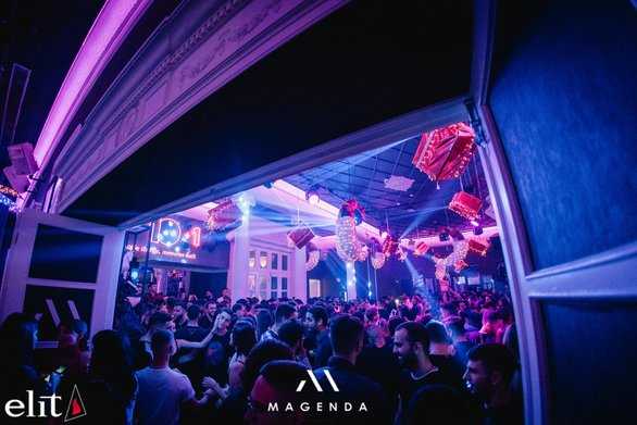 Greek Night at Magenda Night Life 01-12-19