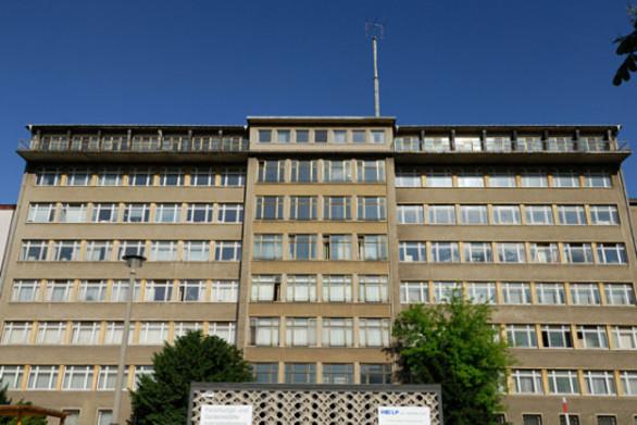Διάρρηξη σημειώθηκε στο πρώην αρχηγείο της Στάζι