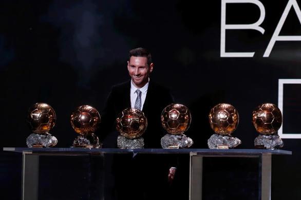 Χρυσή Μπάλα: Οι θρύλοι του ποδοσφαίρου που κέρδισαν το βραβείο