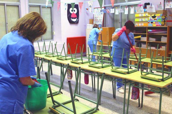 Εντός Δεκεμβρίου η καταβολή των οφειλόμενων στις σχολικές καθαρίστριες