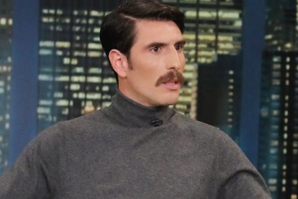 """Γιώργος Γεροντιδάκης: """"Δεν θα ήθελα να έχω έναν καλό ρόλο στη σειρά"""" (video)"""