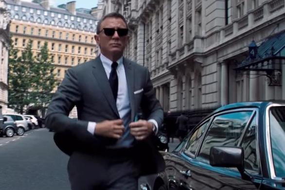 No Time To Die: Δείτε το πρώτο trailer της νέας ταινίας του James Bond (video)