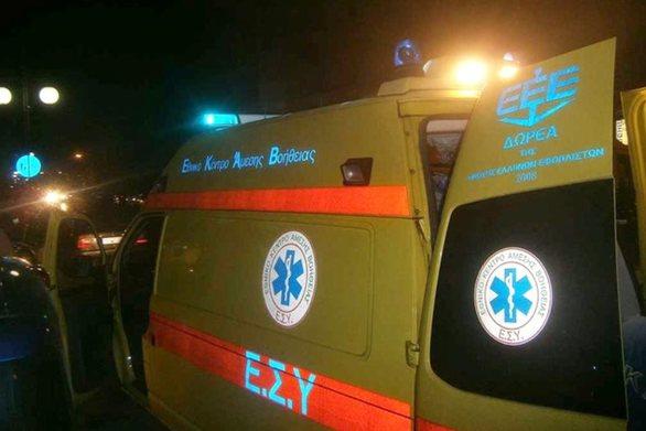 Παιδί 2,5 ετών μεταφέρεται σε κρίσιμη κατάσταση από την Κέρκυρα στην Πάτρα