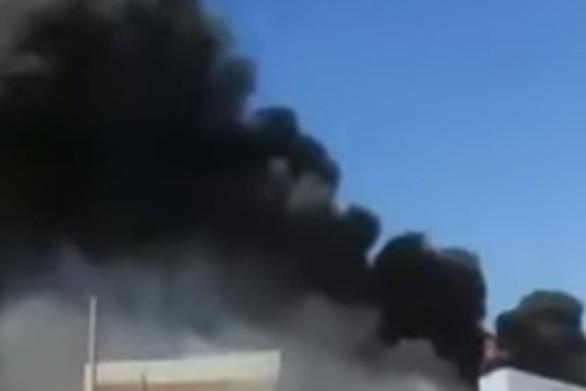 Έκρηξη σε εργοστάσιο στο Σουδάν (video)