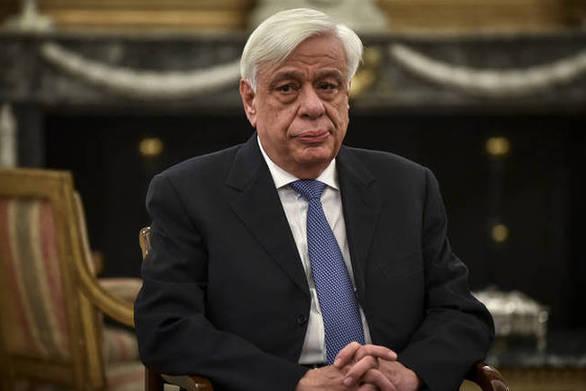 """Προκόπης Παυλόπουλος: """"Το """"μνημόνιο"""" Τουρκίας-Λιβύης είναι παντελώς ανυπόστατο θεσμικώς"""""""