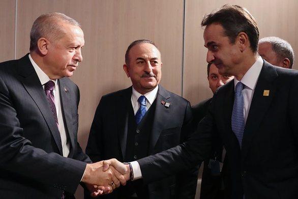 """Επίθεση Τουρκίας σε Μητσοτάκη: """"Δεν μπορείτε να ξεχάσετε ότι σας ρίξαμε στο Αιγαίο"""""""