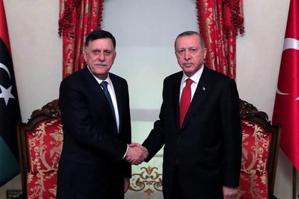 "Tagesspiegel: ""Η συμφωνία Τουρκίας - Λιβύης φαίνεται παράλογη"""