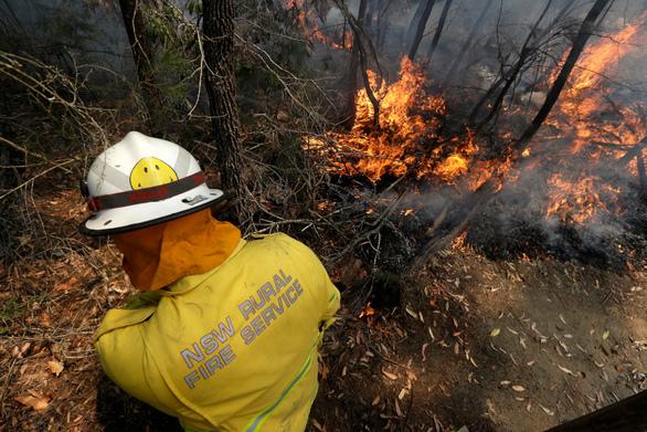 Αυστραλία - Τοξικό νέφος έχει σκεπάσει την Καμπέρα