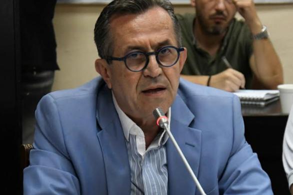 """Ν. Νικολόπουλος: """"Σε ιδεολογικό βέρτιγκο η δημοτική αρχή Πελετίδη"""""""
