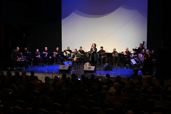"""Πάτρα - Επιτυχημένη η συναυλία της Ορχήστρας Παραδοσιακής Μουσικής """"Ηλιοδωρία"""""""