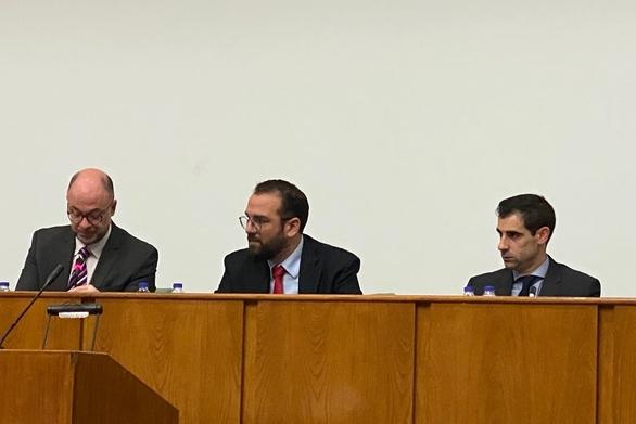 """Νεκτάριος Φαρμάκης: """"Διεκδίκηση μέχρι τέλους για την Πατρών - Πύργου"""""""