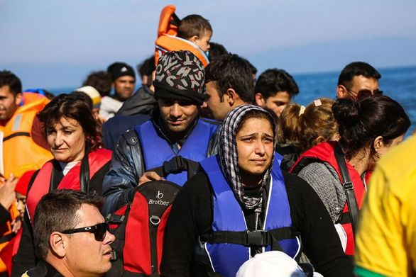 ΤΑΖ: Γερμανοί φοιτητές μαζεύουν χρήματα για τους πρόσφυγες στην Ελλάδα