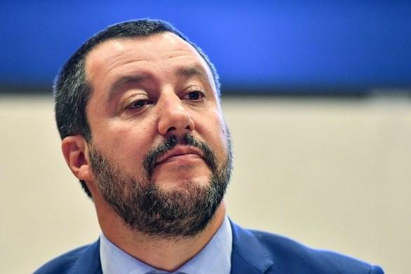 """Σαλβίνι: """"Χάρισαν τη Λιβύη στην Τουρκία"""""""