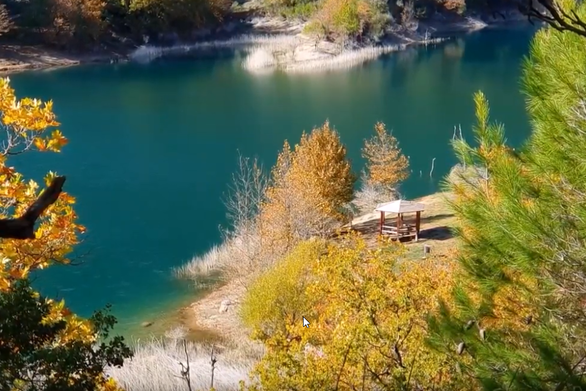 Βίντεο αναδεικνύει την φθινοπωρινή Ελλάδα των βουνών και του Σεφέρη