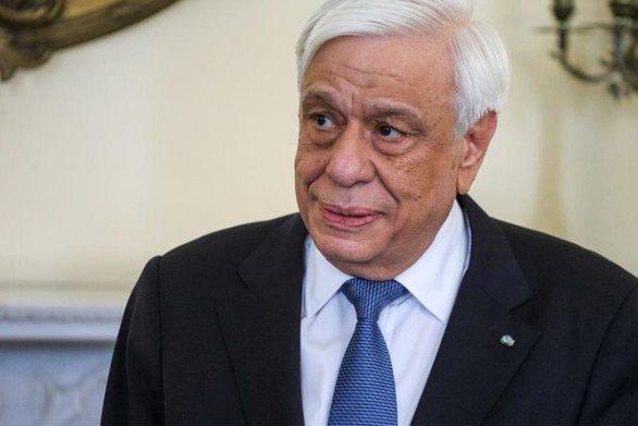 """Προκόπης Παυλόπουλος: """"Θα υπερασπιστούμε το έδαφος και την ΑΟΖ μας"""""""