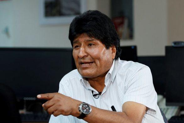 Στην Αργεντινή ο Μοράλες με καθεστώς πρόσφυγα