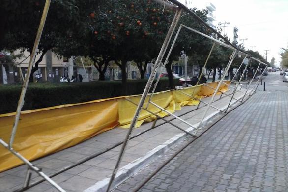 Πάτρα: Χορήγηση αδειών για πάγκους στους μποναμάδες